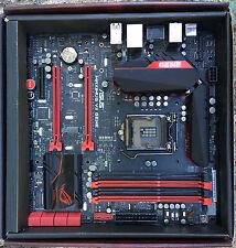 ASUS MAXIMUS VII GENE Z97 mATX LGA1150 Motherboard
