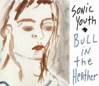 SONIC YOUTH bull in the heather (CD, single) noise, experimental, indie rock,