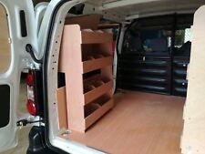 Citroen Berlingo L1 (2008 onwards) Plywood Van Racking / Shelving (Nearside)
