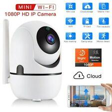 Wifi IP Kamera 1080P Überwachungskamera Wlan Netzwerk Camera Nachtsicht Webcam