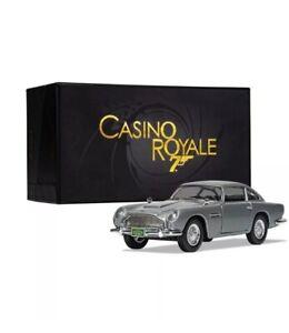 James Bond Aston Martin DB5 'Casino Royale' - Corgi 1:36 CC04313 NEW Stock
