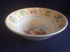 """Royal Doulton Winnie The Poo Compleanno 5 7/8"""" ciotola di cereali (LIEVI GRAFFI)"""