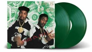 Eric B & Rakim – Paid In Full Exclusive Limited Edition Green Color Vinyl LP
