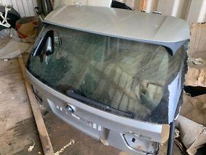BMW E70 X5 3.0d Se BREAKING in Titan Silver - tailgate bare with broken Glass
