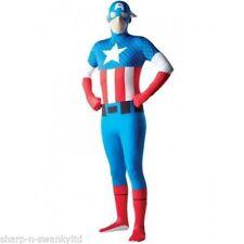 Disfraces de hombre sin marca color principal azul
