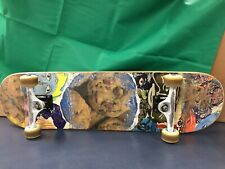 Skateboard complete Element 8.25 Cookie Faces Colbourn Pro Slick