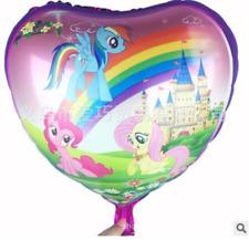 My Little Pony Helium Foil Balloon (45cm/18'') - My little pony - Heart Shape