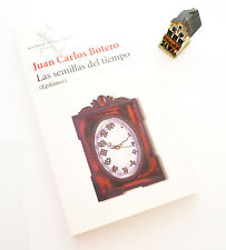 LAS SEMILLAS DEL TIEMPO by JUAN CARLOS BOTERO / Book / Paperback