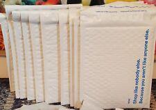 "50pcs Ebay Branded poly padded mailers & 20pcs 4""x5"" packing slips envelopes"
