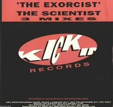 The Scientist The Exorcist 3 Mixes Vinyl EP Record -- IMPORT