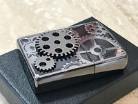 ZIPPO Steampunk Gear Wheels Feuerzeug - Spirit of Asia Edtion
