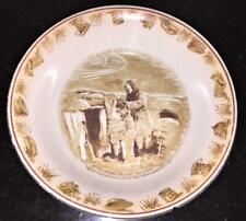 Collectable WW1 Grimwades Bruce Bairnsfather Bowl ' Coiffure in the Trenches'
