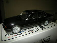 1:18 Otto Mobile BMW M5 E34 Phase I Black Limited Edition 1 of 2000 pcs. in OVP