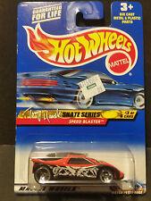2000 Hot Wheels #43 - Tony Hawk Skate Series 3/4 : Speed Blaster - 26046