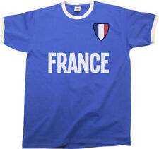 Maillots de football des sélections nationales en france