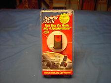 Jupiter Jack Turn your car radio into speaker phone