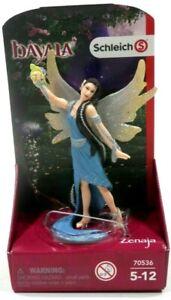 SCHLEICH  Fantasy Castle Fairy Tale Bayala Elf Zenaja Action Figure 70536 New