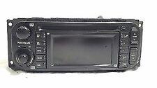 02 03 04 05 06 07 Dodge Ram Jeep Chrysler CD Player Navigation Radio RB1 OEM