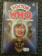 Doctor Who and the Masque of Mandragora by Philip Hinchcliffe Paperback Book The