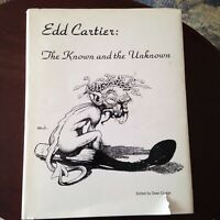 Edd Cartier The Known and the Unknown Limited Edition 1977 #232 of 2000 Signed