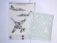 Foxbot Decals 1/72 Digital Masks for Sukhoi Su-25UB Blue 62 # FM72010