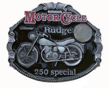 Rudge Officially Licensed Belt Buckle DDMR 2025
