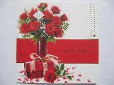 Paquete De 3 Roses & presenta solo para ti Cumpleaños Tarjetas de felicitación