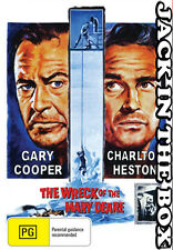 The Wreck Of The Mary Deare DVD NEW, FREE POSTAGE WITHIN AUSTRALIA REGION ALL