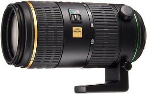 PENTAX Star Lens Telephoto Zoom Lens DA 60-250mm F4 ED IF SDM K mount APS-C New