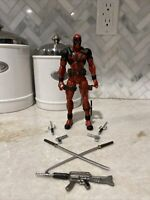 "Diamond Marvel Select Deadpool  8"" Action Figure R"