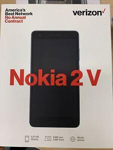 Nokia 2 V Tella TA-1231 - 16GB - Blue (Verizon) (Single SIM)