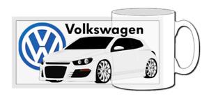 VW scirocco mug, gti, mk1, mk2, mk3, mk4, mk5, vr6, r, golf, 1.8t, 1.4tsi