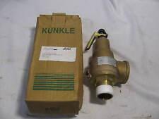 KUNKLE 6021HGT01-AM-200 PRESSURE RELIEF VALVE