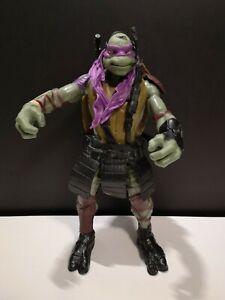 """2014 Teenage Mutant Ninja Turtles Donatello Paramount 12 """" Tall Action Figure"""