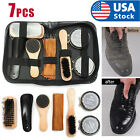 Best Shoe Polish Kits - Shoe Cleaning Brushes Tools Kit Polish Boot High Review