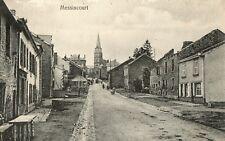 Carte postale Messincourt Feldpost