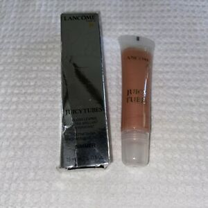 Lancome Juicy Tubes 06 Simmer Lipgloss Full-size .5oz New in Box
