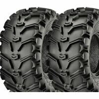 24x10-11 KENDA BEARCLAW K299 MUD SNOW ATV UTV TIRES (SET OF 2) 24-10-11 24x10x11