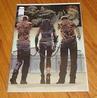 The Walking Dead #115 Cover C Variant Edition 1st Print Kirkman AMC