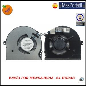 VENTILADOR NUEVO / FAN HP PAVILION 15-CK001NS  15-CK004NS  15-CK005NS  FAN7