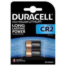 Lot revendeur 6 Piles Spéciales CR2 Duracell Ultra Lithium 3V