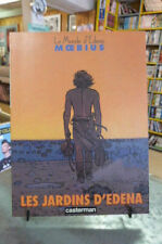 MOEBIUS-Le Monde d'Edena- Les jardins d'Edena-Casterman -EO1988
