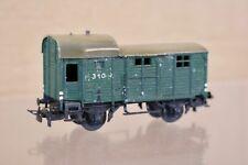 Marklin 310 DB DR Verde Locomotiva BAGAGLI Carrozze Vagone NP