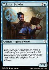 4x tolarian scholar | nm/m | Dominaria | Magic mtg
