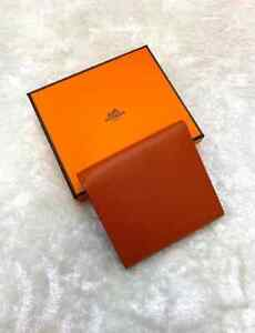 Hermès Wallet Sizes:12/11 new in box with dust cover