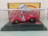 Slot car Racer Ferrari 330 P4 1967 24h Daytona winner 1/32. Ref Rcr08 Scalextric