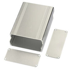 Split body Extruded Aluminum Box Enclosure Project Electronic Case DIY 110*88*38