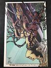Voodoo & Zealot WildCATS Michael Lopez Wildstorm-Image Comics Mini Poster 6.5x10