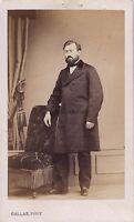 Callas Lami Photographes A Chartres Francia CDV Vintage Albumina Ca 1860