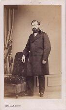 Callas Lami Photographes à Chartres France Cdv Vintage albumine ca 1860